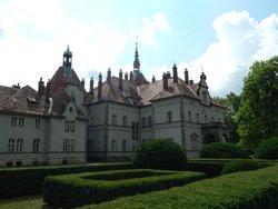 Castle Shenbornov