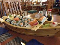 Tokio Running Sushi