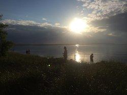 Sunset over Lake Superior- Amazing!