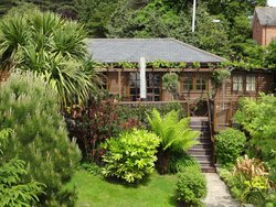 The Summer House at Ivar Cottage