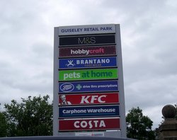 Guiseley Retail Park