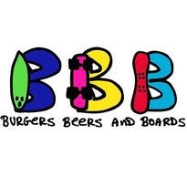 Burgers Beers and Boards