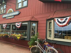 Great Adirondack Steak & Seafood Company