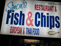 Simon's Restaurant & Fish & Chips