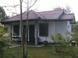 our semidetached bungalow