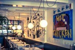 Restaurant Jaimie Van Heije