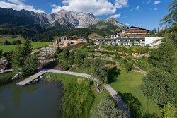 Ubergossene Alm Resort