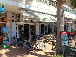 Cafeteria. La Fuente