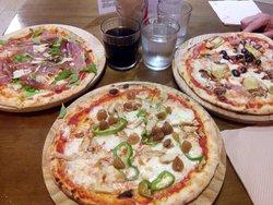 Pizzeria Sardenya Forn de Llenya