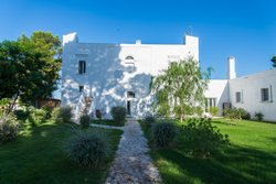 Masseria San Domenico Oria B&B