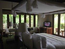 Pool Villa inside