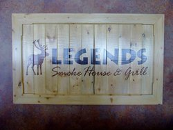 Legends Smokehouse & Grill