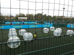 Bay Bubble Football