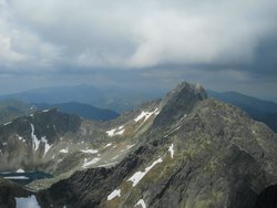 Kozi Wierch, 2291 M N.P.M