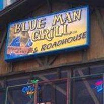 Blue Man Grill