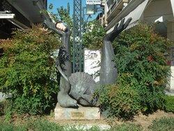 Grigoris Lambrakis Monument