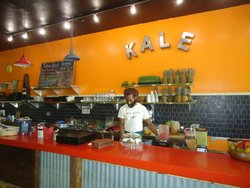 Kale Cafe Juice Bar & Vegan Bistro