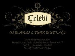 Çelebi Restorant - Osmanlı & Türk Mutfağı