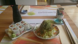 Nishimura Sushi and Noodle Bar
