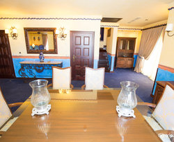The Presidential Suite at the Europe Villa Cortes