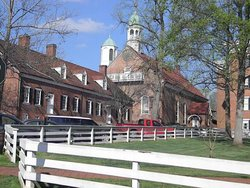 Home Moravian Church