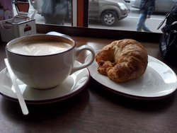 Coffeecake Corner