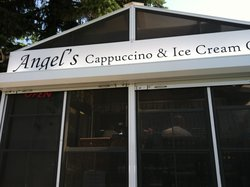 Angel's Cappuccino & Ice Cream Cafe