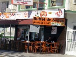 Buffet de Sopas