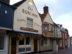 The Sun Inn Restaurant