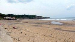 Sandsend Beach