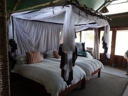 Lufupa Bush Camp