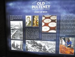 Pulteney Distillery Visitor Centre