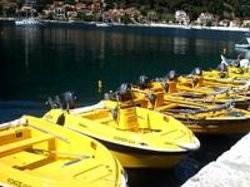 Yellow Boats Kefalonia