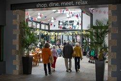 Liberty Wharf Shopping Centre
