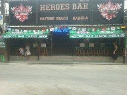Heroes Bar
