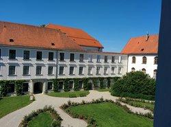 Augustiner-Chorherrenstift Herrenchiemsee (Altes Schloss)