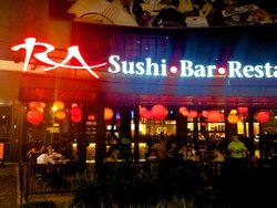 RA Sushi Bar Orlando