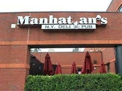 Manhattan's NY Deli and Pub
