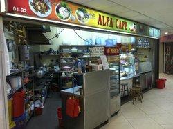 Alfa Cafe