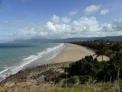 4 mile beach Port Douglas. Very near hotel.