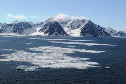 Magdalenefjord Svalbard