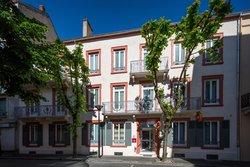 Hotel Arverna Citotel Vichy