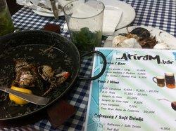 Barcelona Atiram Hotel Restaurant