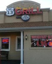 US 13 Grill & Catering