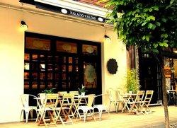 CAFÉ PALACIO VALDÉS