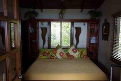 Bedroom area - room 6 up