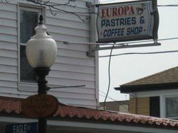 Europa Pastries & Coffee Shop