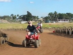 Quad & Dirt Bike Racing Tracks
