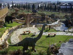Dinosaur Park of Thessaloniki