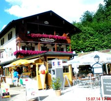 Hotel Koenigssee Restaurant